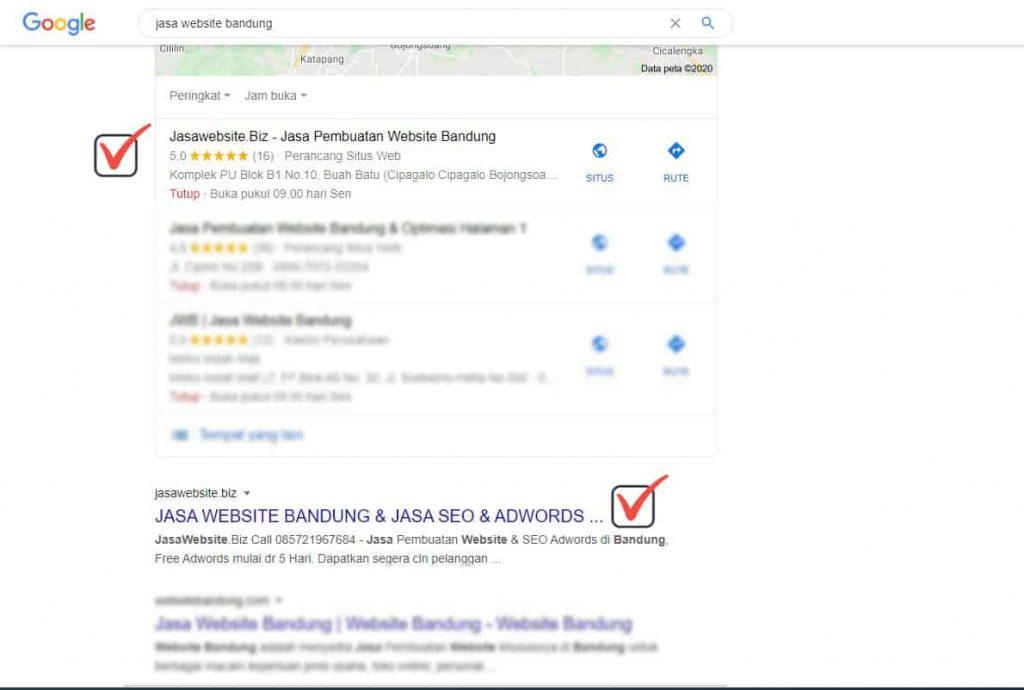 Tips Memilih Jasa Web