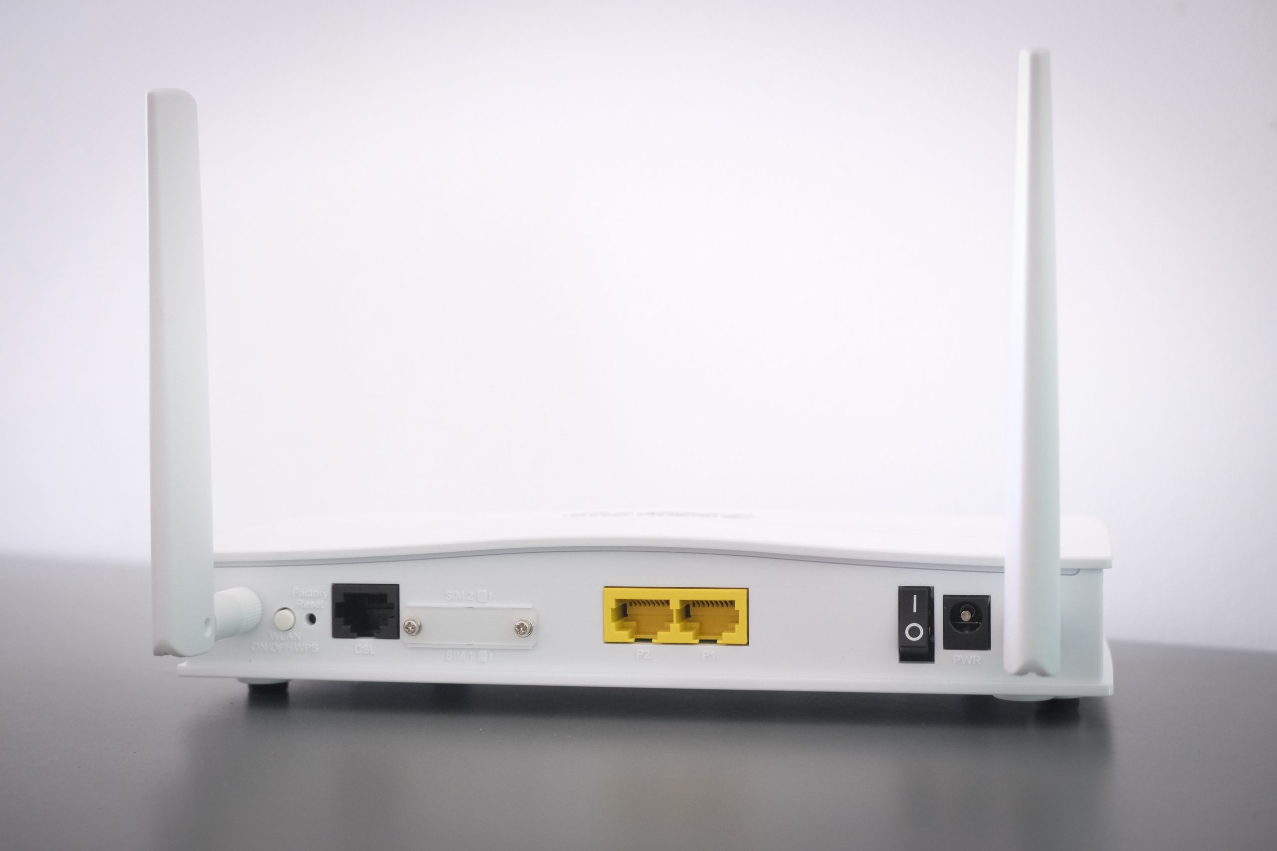 Posisi Router Wifi