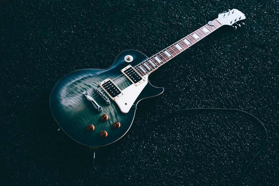 penemuan gitar listrik pertama