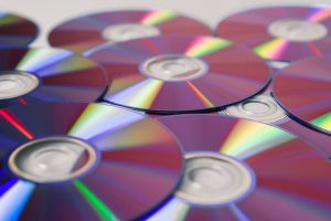 Jenis dan fungsi DVD