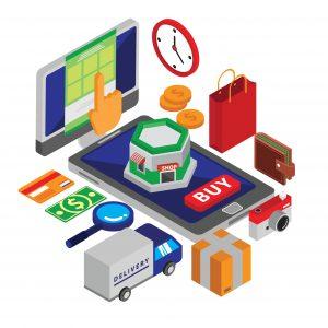 peran website dalam bisnis online